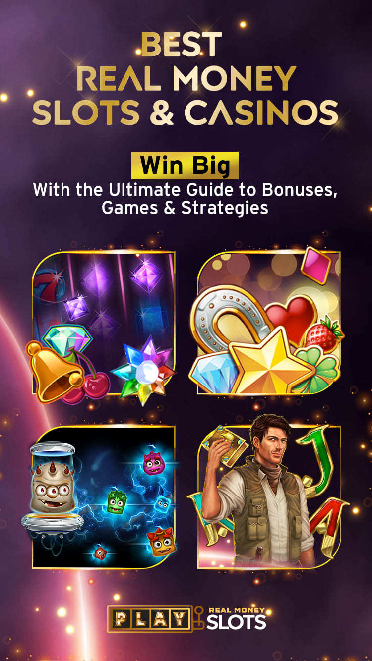 Play Real Money Slots 2020 Reviews Casino Bonuses Slots More