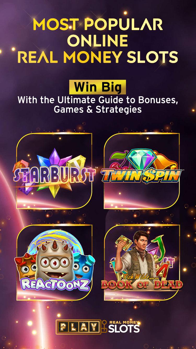 Play Real Money Slots