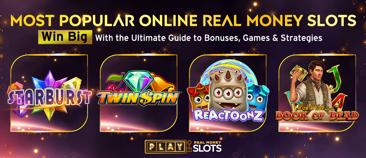 real money slots and casinos